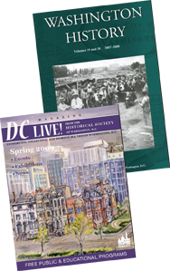 Images of Washington History Covers